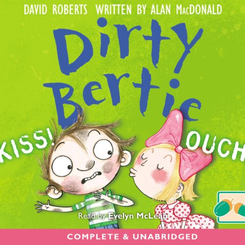 Dirty Bertie audiobook cover art