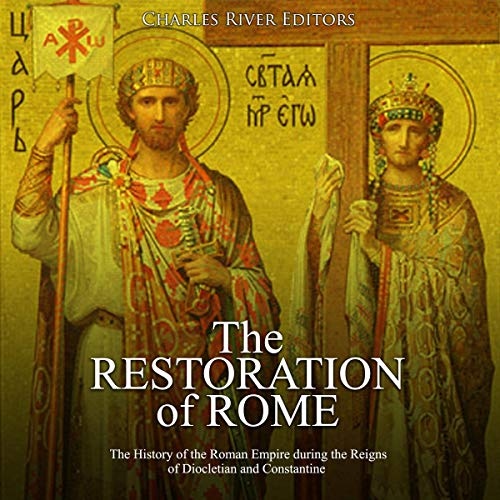 The Restoration of Rome audiobook cover art