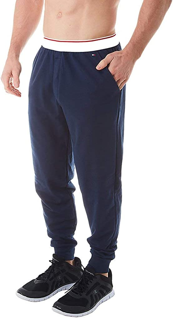 Tommy Hilfiger Men's Max 84% OFF Modern French Outlet SALE Jogger Terry Essentials