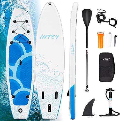 Paddle Surf Hinchable 2 Plazas Marca INTEY