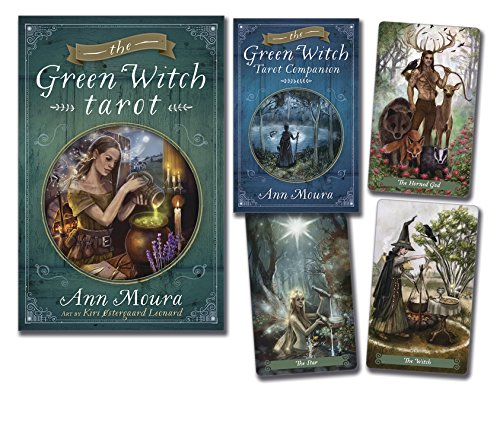 Green Witch Deck for Tarot