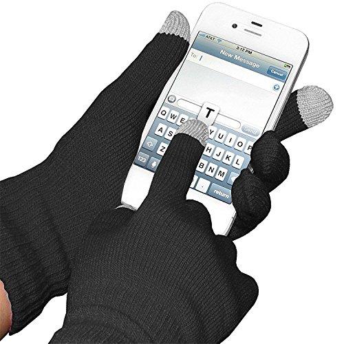 Neri di Boolavard® TM - 3 pares de guantes para dispositivos con...