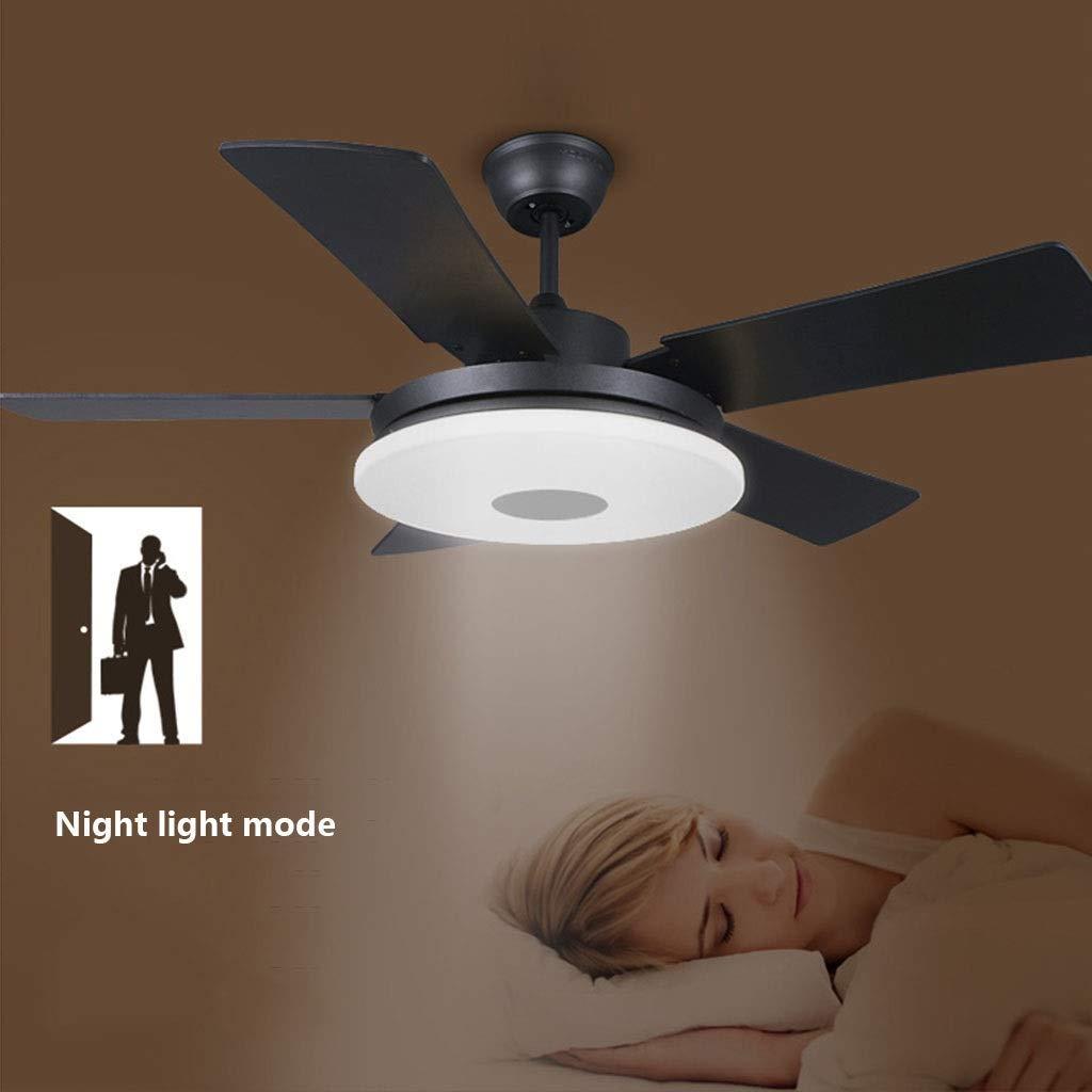 NZ-Fan chandelier Inversor Control Remoto Ventilador Luz Sala de ...