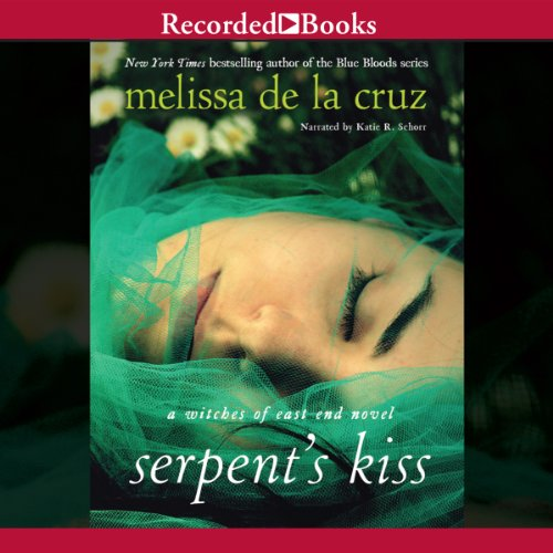 Couverture de The Serpent's Kiss