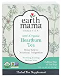 Organic Heartburn Tea for Occasional Pregnancy Heartburn, 16 Teabags/Box