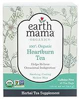 Organic Heartburn Tea - 16 Tea Bags by Earth Mama Angel Baby [並行輸入品]