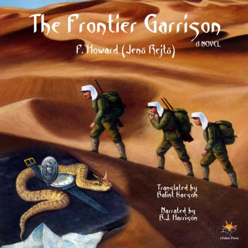 The Frontier Garrison audiobook cover art