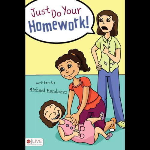 Just Do Your Homework! audiobook cover art