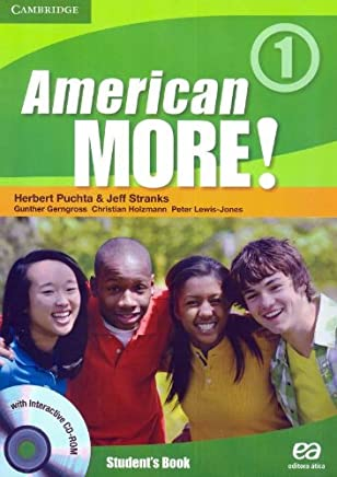American More! 1 - Student's Book. 6º Ano (+ CD-ROM)