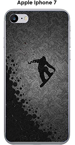 Onozo Cover Apple iPhone 7Design Lost in The Sky Black