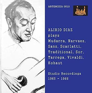 Mudarra, Narvaez, Sanz & Others: Works for Guitar