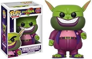 Funko POP Movies Space Jam Swackhammer Action Figure