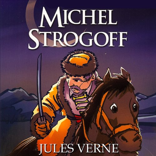 Michel Strogoff [French Version] audiobook cover art