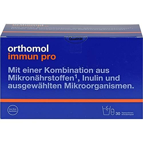 orthomol immun pro Granulat/Kapseln, 30 pcs. Sachets