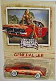 Hot Wheels '69 Charger 2015 Custom General LEE Dukes of Hazzard Series Code-3 Exclusive Limited Edition 1:64 Scale Collectible Die Cast Car Metal Model