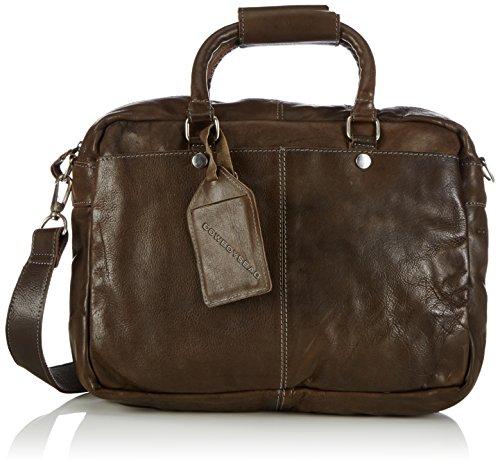 Cowboysbag Unisex-Erwachsene Bag Washington Henkeltaschen, Grau (Grey 140), 39x29x10 cm