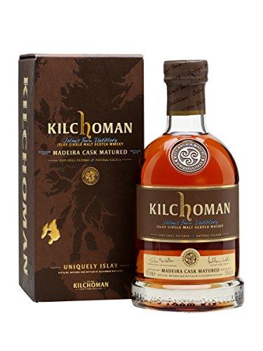 Kilchoman 2011 Madeira Dünn Geschnittenes Einzeln Malz Whisky