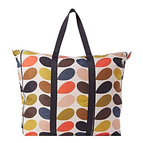 Orla Kiely Classic Multi Stem Packaway Travel Bag