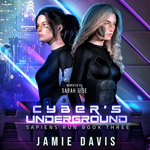 Cyber's Underground Audiobook By Jamie Davis cover art