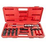 LXHY Herramientas de Hardware Set de Extractor de rodamientos Interiores Removedor Slide Hatter Kit Interno 8-32mm 9pc Agujero Ciego Durable