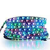 ALITOVE RGB Addressable LED Strip WS2811 12V...