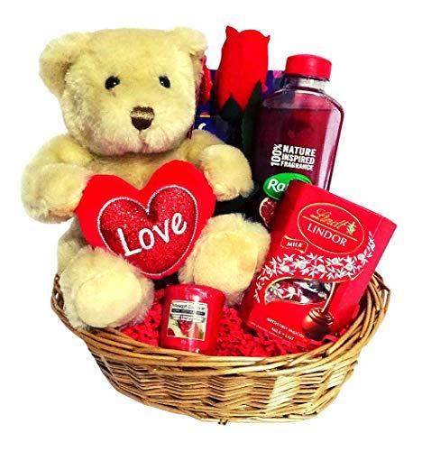 Valentines day gift ideas - hamper
