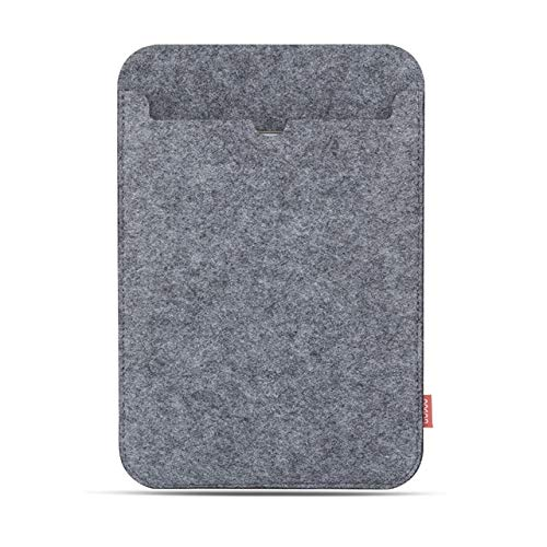 XXIUYHU Tablet Hülle Laptop Hülle eBook Tasche UltrAbook Hülle für MacBook Huawei XIAOMI ASUS Lenovo Samsung LG Sony 10 Zoll Grau