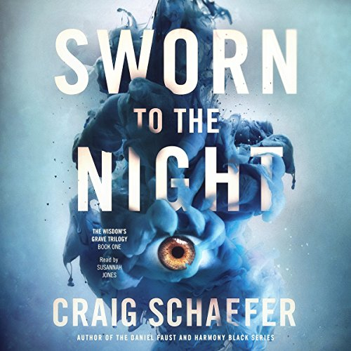 Sworn to the Night audiobook cover art