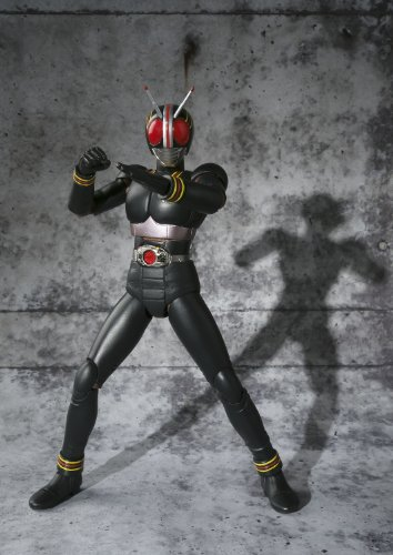 Bandai Tamashii Nations S.H. Figuarts Kamen Rider Black Action Figure