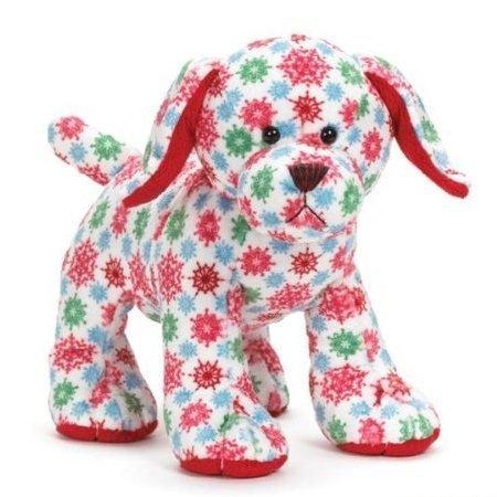 Webkinz Snowflake Puppy 2012 Holiday Release + BONUS Pack Of Holiday Shaped Silly Bandz Bracelets!!!