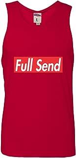 full send tank top
