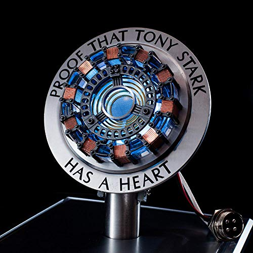 BLL Lámpara de Cofre del Reactor Iron Man ARC de Primera generación,...