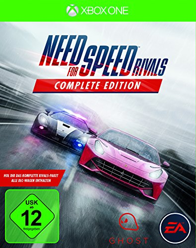Need for Speed: Rivals - Complete Edition - [Xbox One]