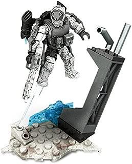 Mega Bloks Call of Duty Jetpack Fighter Building Kit
