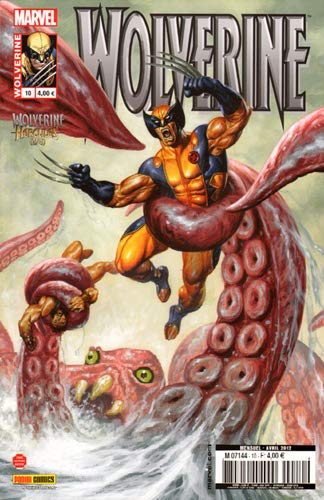 Wolverine, Tome 10 :