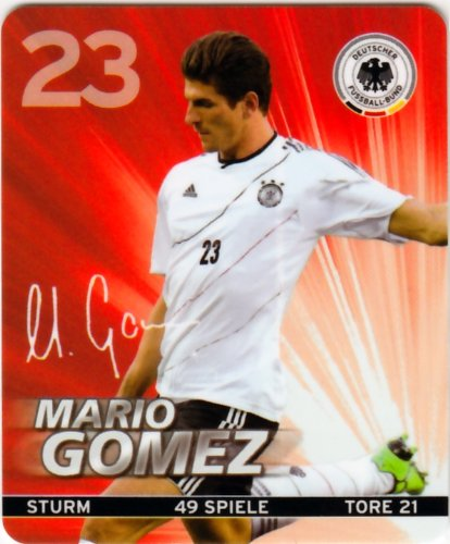 REWE DFB 2012 Sammelkarte - Nr. 23 Mario Gomez - NEU