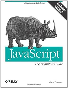 Javascript Definitive Guide 5TH EDITION [PB,2006]
