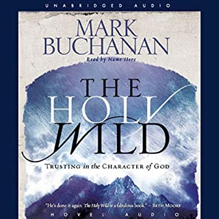 Holy Wild audiobook cover art