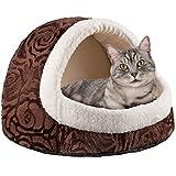 Premium Katzenhöhle aus Plüsch