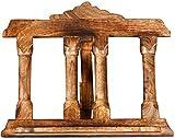 Biscottini Leggio da appoggio in Legno Finitura Noce L36xPR7xH28 cm