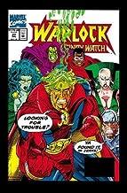 warlock and the infinity watch comic