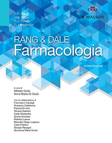 Rang & Dale Farmacologia: 8° edizione