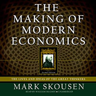The Making of Modern Economics cover art