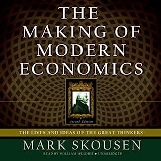 The Making of Modern Economics audiobook cover art