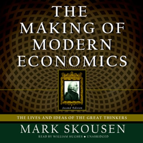 The Making of Modern Economics  Audiolibri