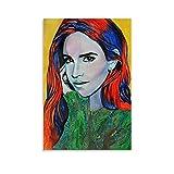 Schauspielermodell Emma Watson 34 Poster, dekoratives