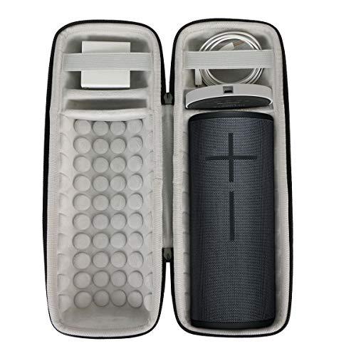 Khanka para Ultimate Ears MEGABOOM 3 Altavoz inalámbrico Bluetooth (Negro)
