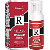 StBotanica Retinol Anti Aging Foaming Face Wash - No Parabens, Sulphate, Silicones, 120 ml
