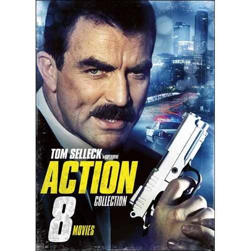 8-Movie Action Collection Featur...