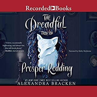 The Dreadful Tale of Prosper Redding cover art